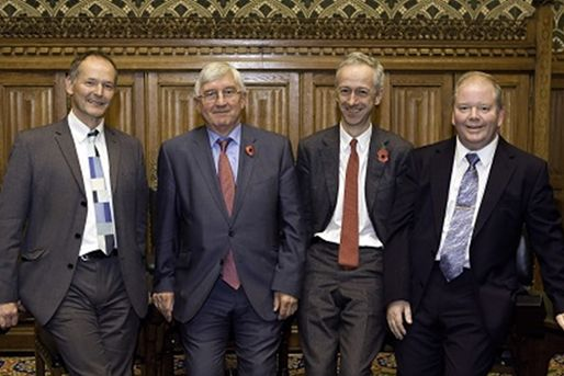 The All Party Parliamentary Group on Archives and History